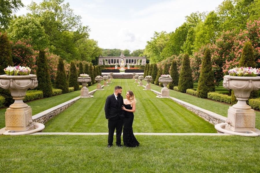 Nemours Mansion And Gardens Wedding Garden Ftempo